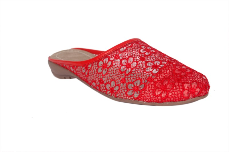 Studio 9 Women Red Flats