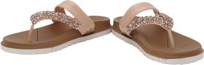 Rialto Women Beige Flats