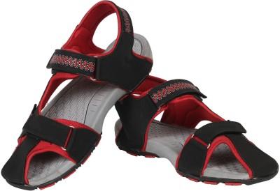 Trendfull Boys Black, Red Sandals