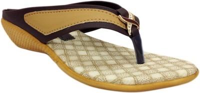 Russo Fashion Women Brown Flats