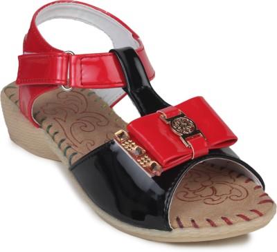 Do Bhai Girls Sports Sandals
