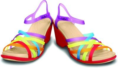 Crocs Women Multicolor Wedges