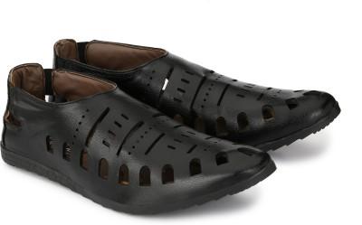 Braavosi Men Black Sandals