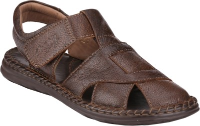 Menz WP-05 Men Brown Sandals