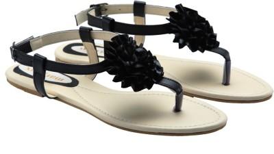 Margaux Women Black Flats