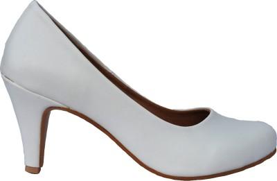 Ktux Girls White Sandals