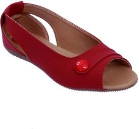 Tsara Women Red Clogs