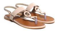 Craze Shop Women Peach Sandals