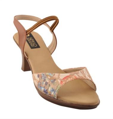 Senso Vegetarian Shoes Women Brown Heels