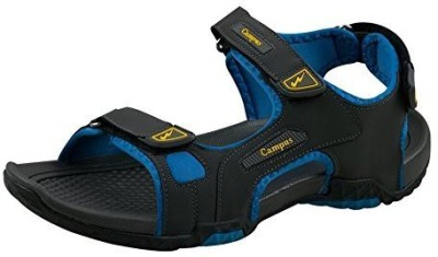 Action Campus Men Grey, Blue Sandals