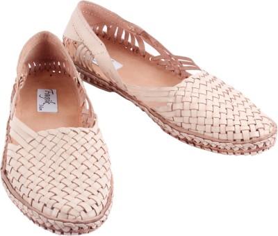 Fagik Men Natural Sandals