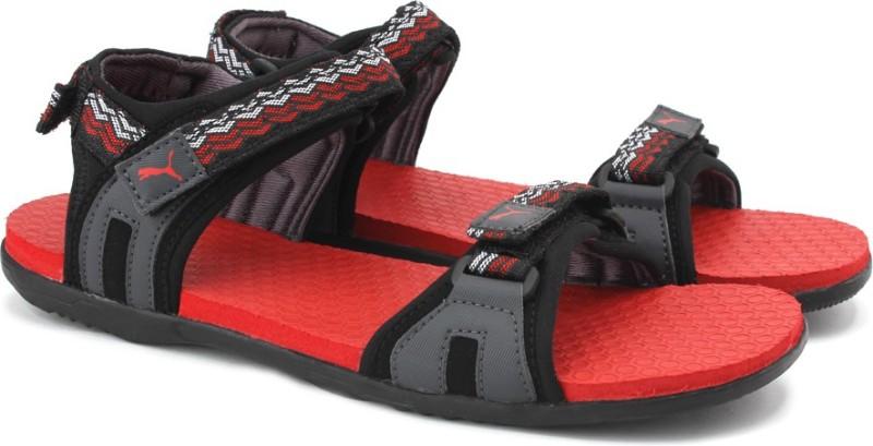 Puma Sports Women Grey Sports Sandals