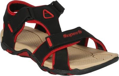 Suprb Men Red Sandals