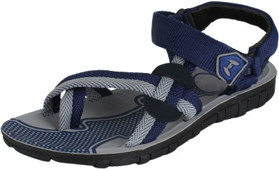 Super Matteress Blue-834 Men Blue Sandals