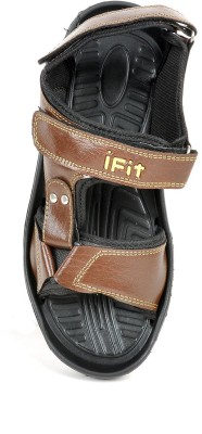 iFit Men Brown Sandals