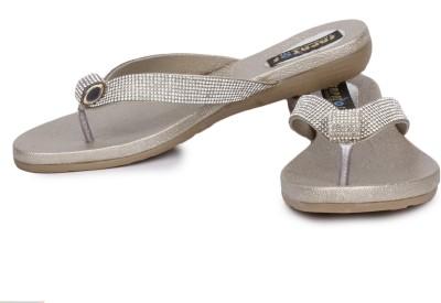 Sapatos Women Silver Flats