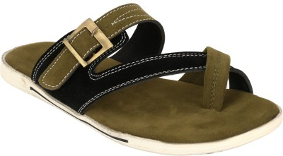 Amrah Boys Green Sandals