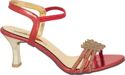 Fashion Feet Women Red Heels