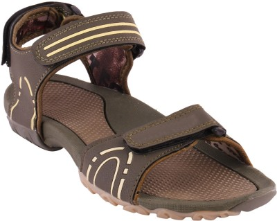 Banjoy Men Green Sandals