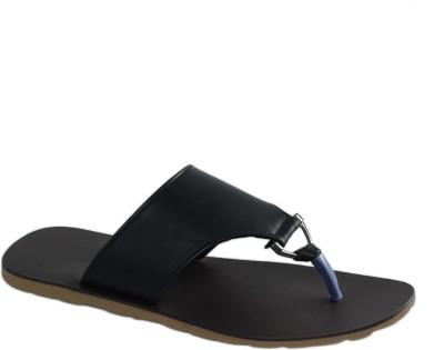 Shoe Bazar Non Leather Men Black Flats