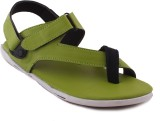 Fucasso Men Green Sandals