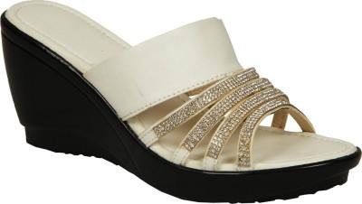 Espadrilles Girls White Sandals