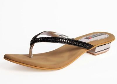 Meestyle Women Black Heels