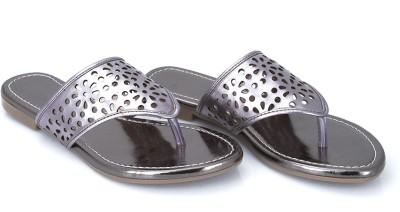 Stylemyway Women Grey Flats