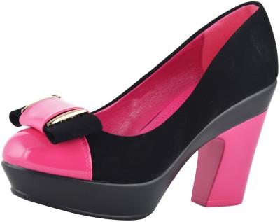 Willywinkies Women Pink Heels