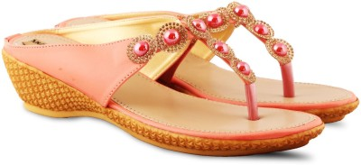 Anand Archies Women Pink Flats