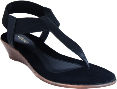 Legsway Women Black Flats
