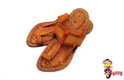 Tripssy Boys, Men Yellow Sandals