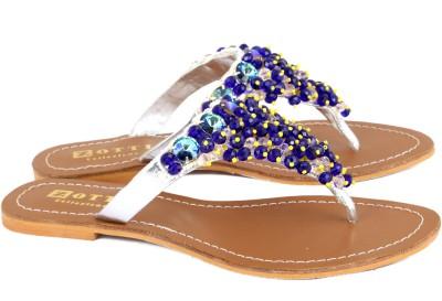 Zotti Lumina Women Blue Flats