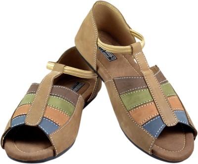 Leatherwood1 Women Multicolor Flats