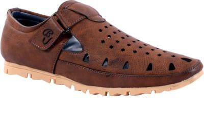 BIG JUNIOR Men Brown Sandals