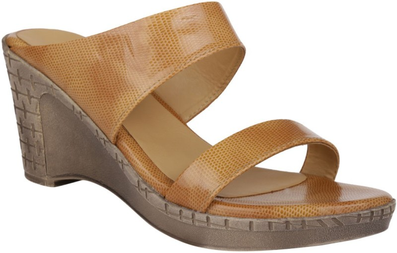 Annabelle by Pantaloons Women Beige Wedges