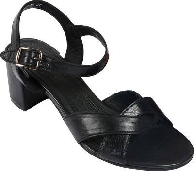 Salt N Pepper 14-143 Wendy Black Women Black Heels