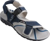 Veekesy Men Blue Sandals
