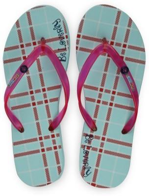 Flipside Be LoverlyAqua Women Blue Flats