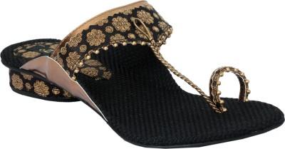 Ozuri Women Black Heels