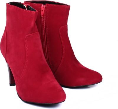 Klaur Melbourne Women Red Heels
