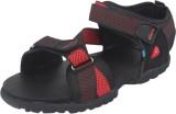 TFW Men Black Sandals