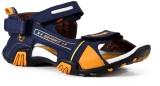 Sparx Men Navy Blue Sandals