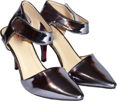 Fashion67 Women Brown Heels