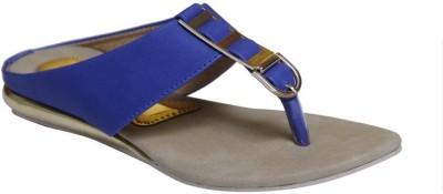 Stefino Women Blue Flats