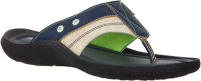 Randier Men Navy Sandals