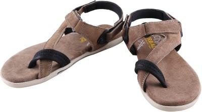 Triad Men Camel Sandals