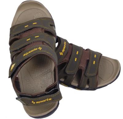 GoWell Men, Boys Brown Sandals