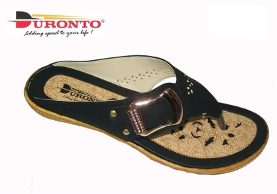 DURONTO Women Black Flats