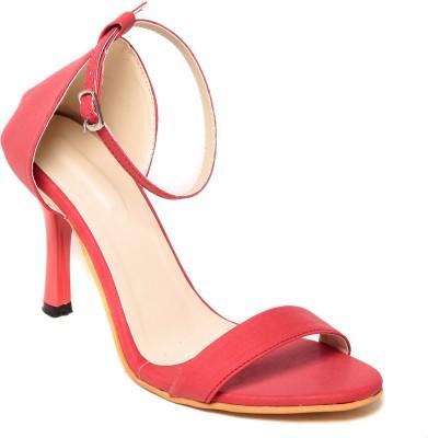 Adorn Women Red Heels